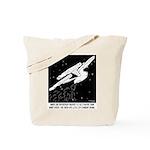 Space Cartoon 8878 Tote Bag