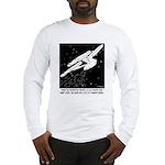 Space Cartoon 8878 Long Sleeve T-Shirt