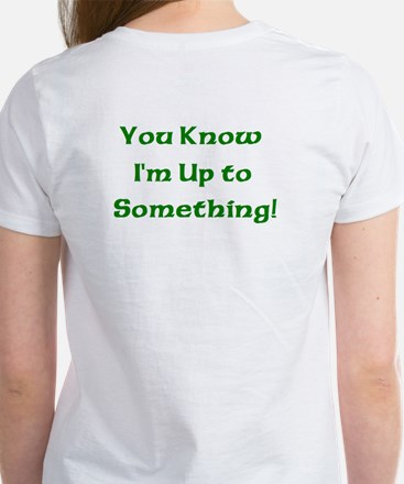 My Irish Eyes Women's T-Shirt