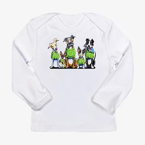 Adopt Shelter Dogs Long Sleeve T-Shirt