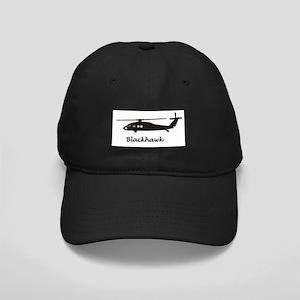 UH-60 Blackhawk Black Cap