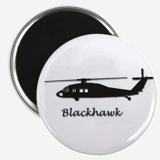 "Uh-60 Blackhawk 2.25"" Magnet (10 Pack) Magnet"