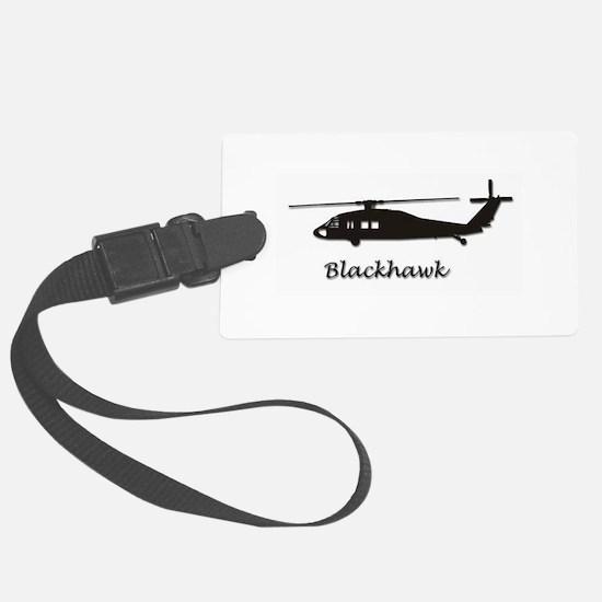 UH-60 Blackhawk Luggage Tag
