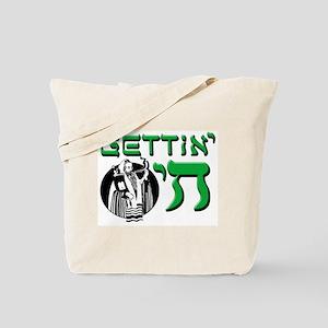 Gettin' Chai Tote Bag