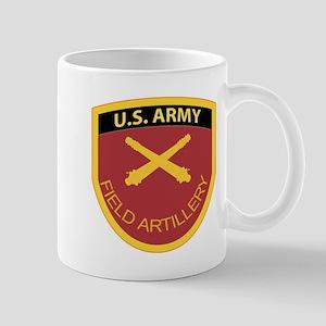 US Army Field Artillery Mug