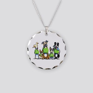 Adopt Shelter Dogs Necklace