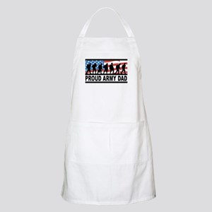 Proud Army Dad BBQ Apron