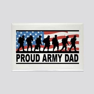 Proud Army Dad Magnet