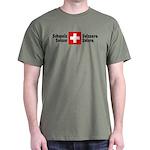 National Flag Olive Drab T-Shirt