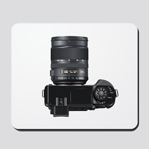 DSLR Camera Mousepad