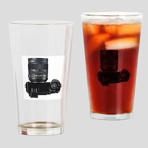 DSLR Camera Drinking Glass