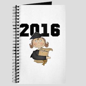 Girl Grad 2016 Black Journal