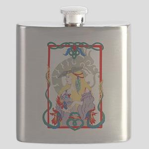 Dragon Heart Flask