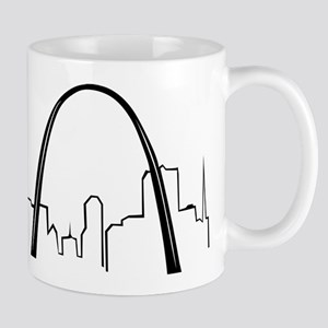 St. Louis Gateway Arch Memorial Mug