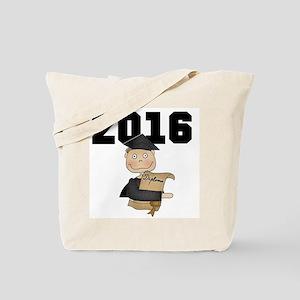 Boy Graduate 2016 Tote Bag