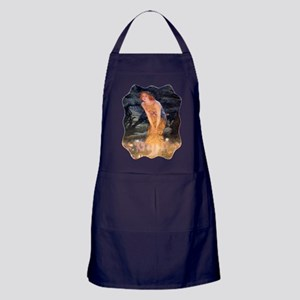 Mid Summer's Eve Apron (dark)