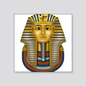 Egyptian King Tut Sticker