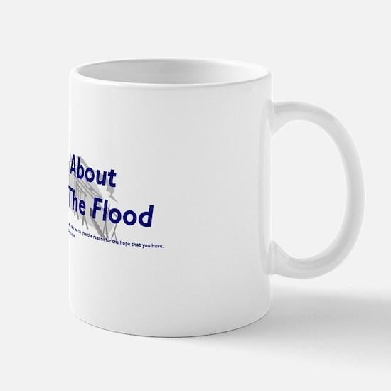 Ask Noah bumper sticker Mugs