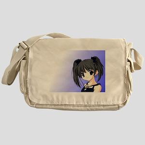 Japanimation Messenger Bag