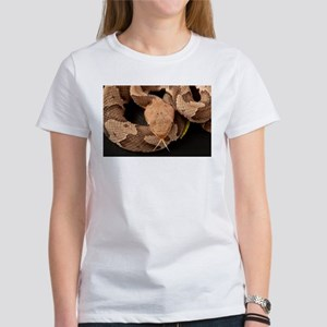 Copperhead Snake Women's T-Shirt