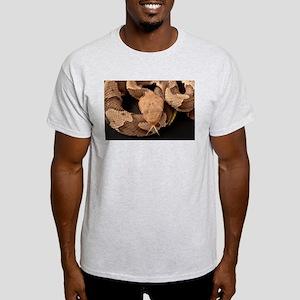 Copperhead Snake Light T-Shirt