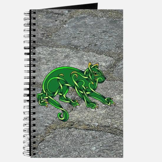St. Pats Cat Journal