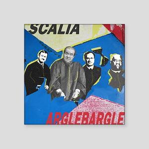 Argle Bargle Sticker