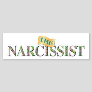 The Narcissist Bumper Sticker