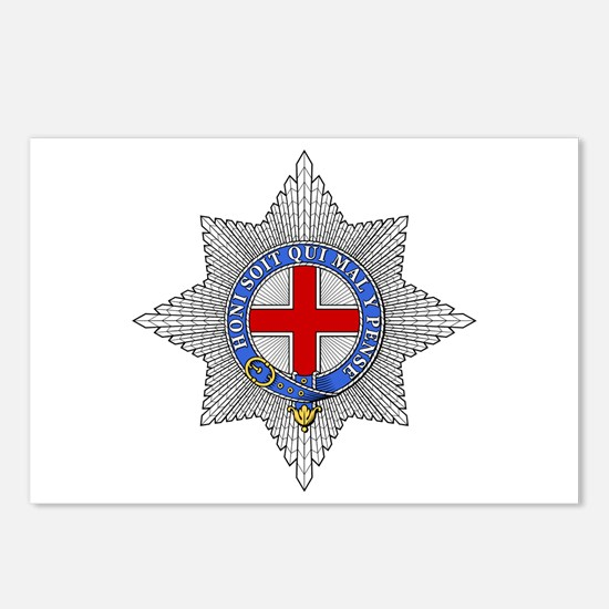 Garter (England) Postcards (Package of 8)