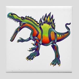 Spinosaurus Tile Coaster