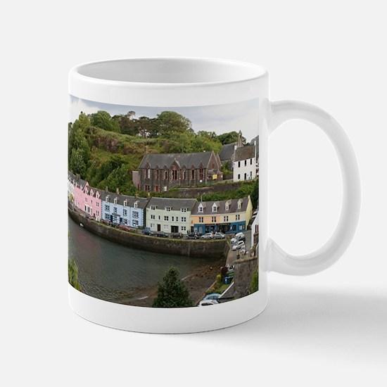 Portree, Isle of Skye, Scotland Mug