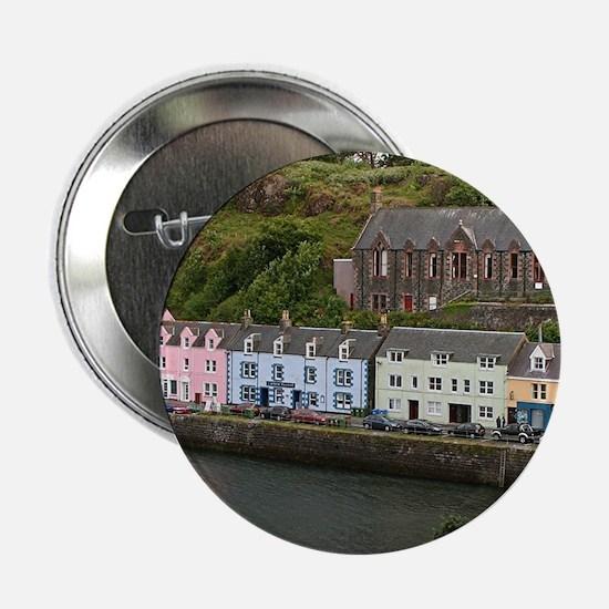 "Portree, Isle of Skye, Scotland 2.25"" Button"