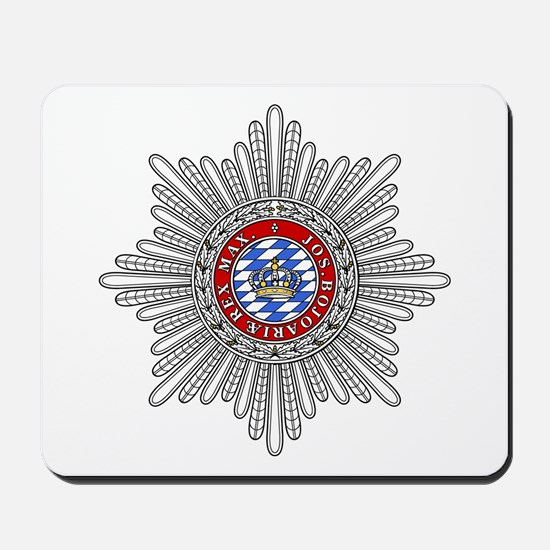 Crown of Bavaria Mousepad