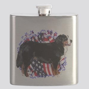 BernerPatriot Flask