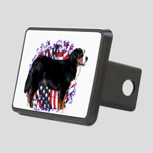 BernerPatriot Rectangular Hitch Cover