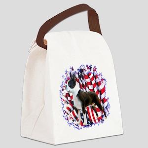 BostonPatriot Canvas Lunch Bag