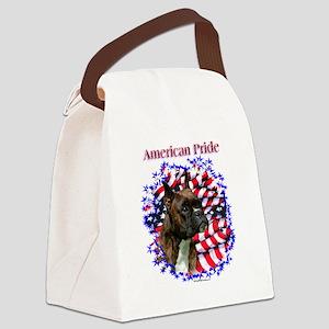 BoxerPride Canvas Lunch Bag