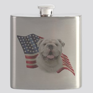 BulldogFlag Flask