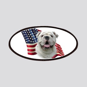 BulldogFlag Patches