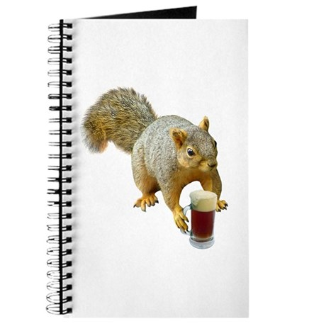 Squirrel Mug Beer Journal
