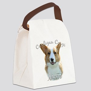 CardiganMom Canvas Lunch Bag