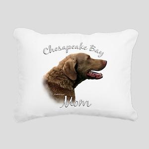 ChesapeakeMom Rectangular Canvas Pillow