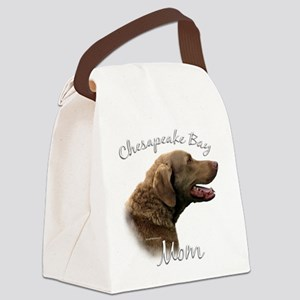 ChesapeakeMom Canvas Lunch Bag