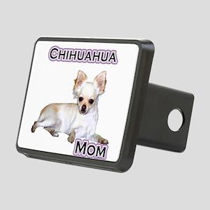 ChihuahuaMom4 Rectangular Hitch Cover