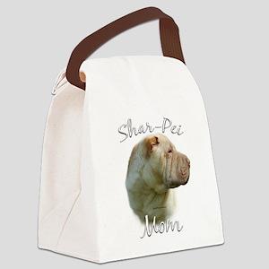 ChineseSharMom Canvas Lunch Bag