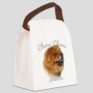 ChowMom Canvas Lunch Bag