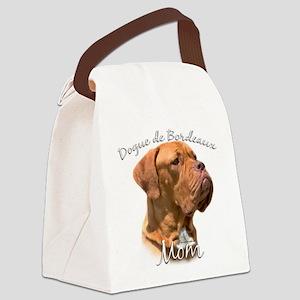 DogueMom Canvas Lunch Bag