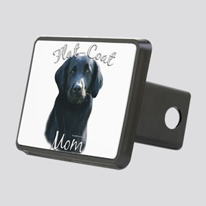 FlatCoatMom Rectangular Hitch Cover