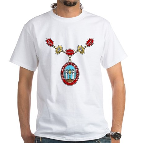 Blood of Our Savior White T-Shirt