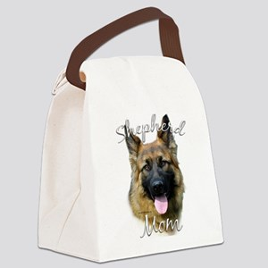 GermanSheplonghairMom Canvas Lunch Bag